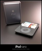 iPod nano by PEShero