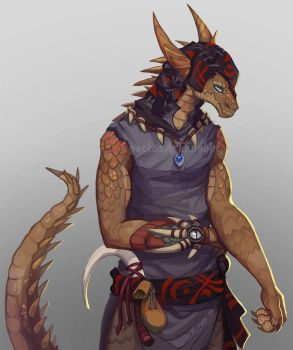 Madresh Final1 Commission by Sitaart
