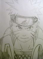 Naruto by MrHaussman