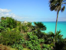 Tulum Mexico by Feenster64