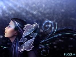 Pisces Wallpaper by Sugargrl14