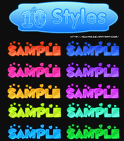 10 Colors Style by Suki95