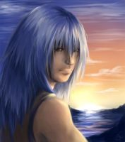 Riku at Dusk by finem