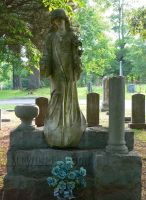 In Gurley Cemetery 3 by Sphinx47