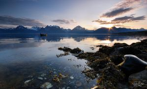 Lyngen Alps 2 by Zx20