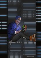watch dogs 2 Marcus by thesimplyLexi