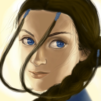 Katara by greendesire