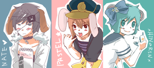 Tinierme: Nate Pastel Hinarin by janique29