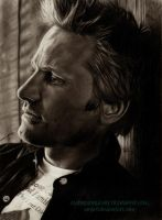 Viggo Mortensen by AmBr0