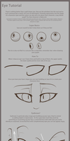 Eye Tutorial by StickFigureQueen
