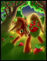 MLP: Apple Jack by SemajZ
