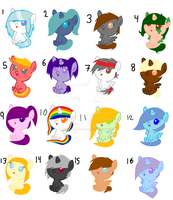 Foal Adopt Sheet :OPEN: by Shimmering-Adopts