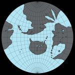 Ilion - Stereographic Map by Malicious-Monkey