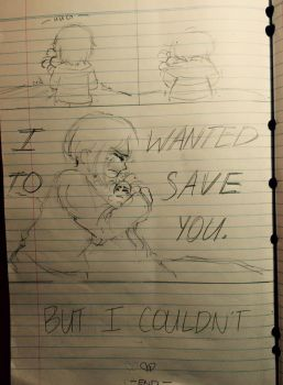 Undertale: Saving Him (W.I.P) by Synccantia