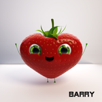 Barry by Voleuro