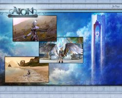Wallpaper Aion V2 by Xiony