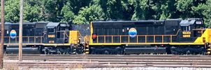 Train in Asheville, NC by gregchapin