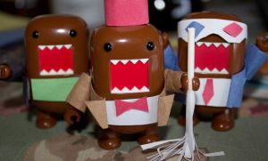 Doctor Who Domo! by PiliBilli