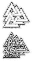 Mutant valknut? by mossy-tree