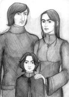 the snape family by matisnape