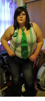 Happy St.Patty's Day 2 by o0BrokenvWings0o