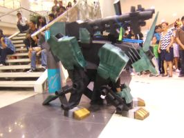 Zoids Cosplay -2 of 2- by junkosakura01