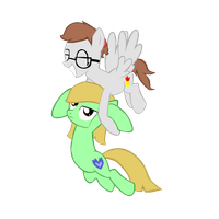 Me and my BFF by Alleg1000
