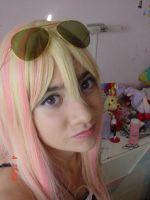 Sheryl Nome test8 by Ariichuu