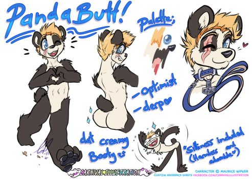 COM: Panda Butt Simple Ref by carnival