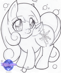 Request: Chibi Snowdrop by KSapphire8989
