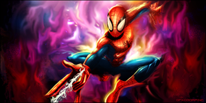Ultimate_Spiderman by Dsings