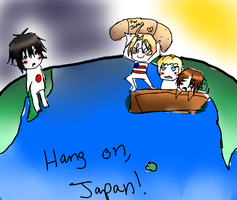 Hang on Japan by Rikus13Oblivion
