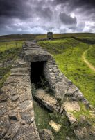Toft Gate Lime Kiln by crowthius