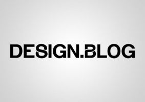 Logo 'Design.Blog' by canha