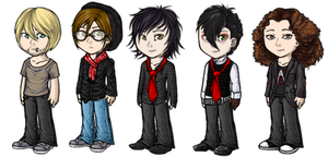 Mcr by DesiPooted