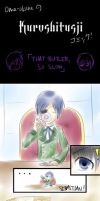 That Butler, So Slow -5K Views by ome-okane