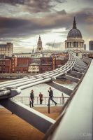 St. Paul's by sican