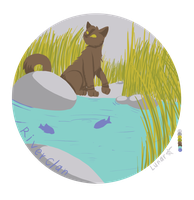 RiverClan by LunarKisa