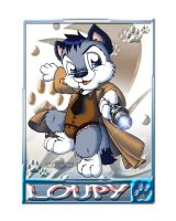 Loupy The Doctor Tag by Tavi-Munk