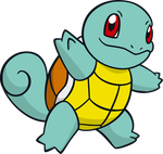 Squirtle by MonsterMMORPG