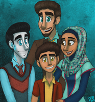 S: Astor Family by MoodyBeatleGirl
