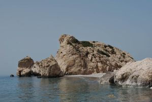 aphrodite's birthplace Cyprus by ReneHaan