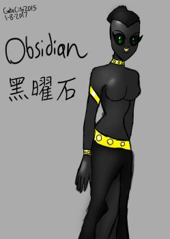 Obsidian by GateCity2015