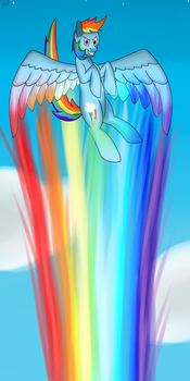 Colors of Rainbow by MrDual