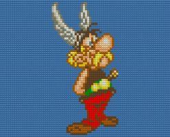 Lego Asterix by drsparc