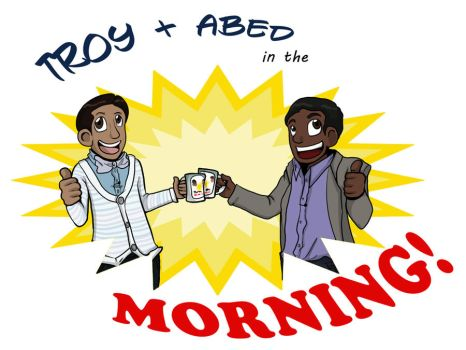 Best Morning Show EVER by eecomics