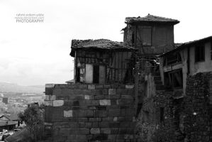 Abandoned House by Maeja