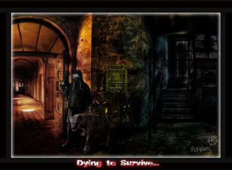 Dying to Survive by McKinleyMassacre