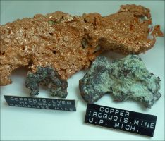 Native Copper by Undistilled