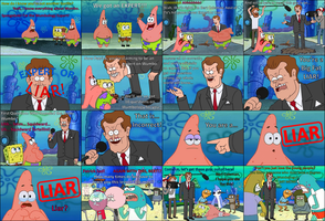 Expert Or Liar: The New Season- Wumbo/Wumbology by Dinodavid8rb
